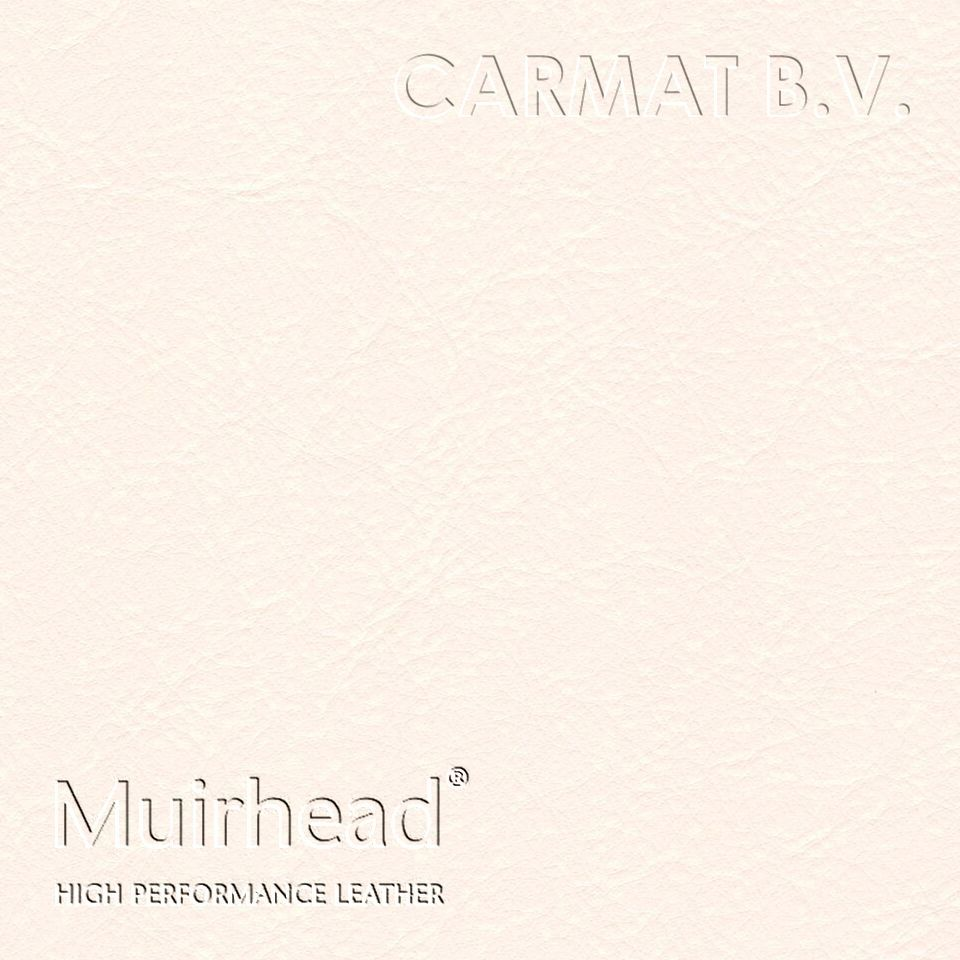 Samplebook Design: Leather Hide Muirhead Caledonian Vanilla Per Hide