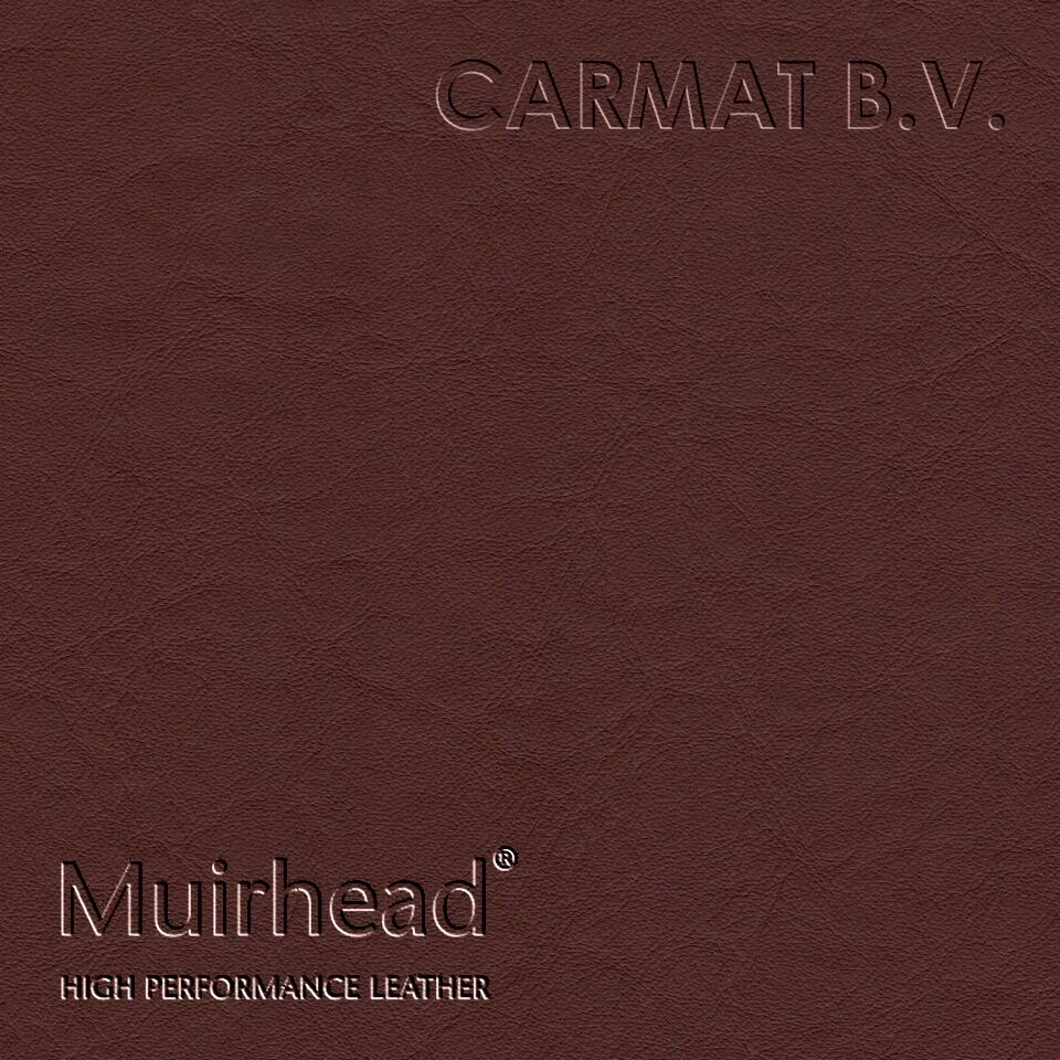 Samplebook Design: Leather Hide Muirhead Caledonian Mocha Per Hide