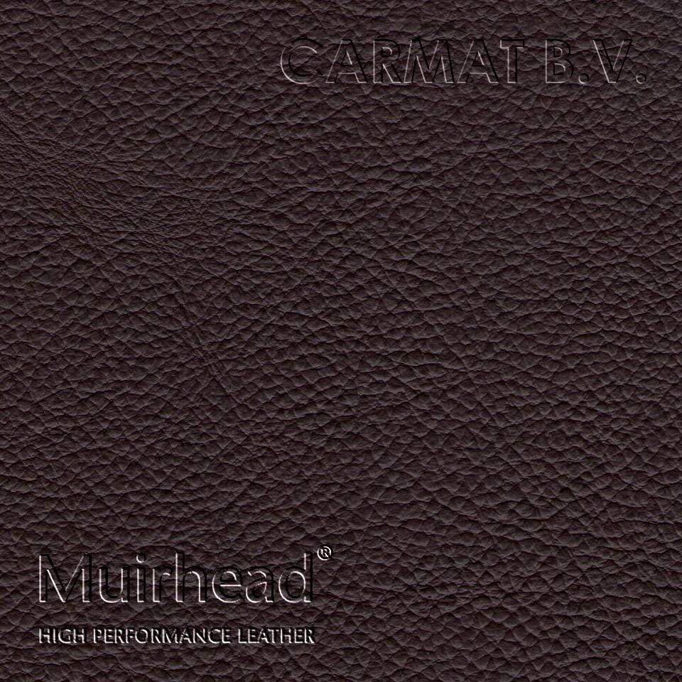 Samplebook Design: Leather Hide Muirhead Grampian Peat Per Hide