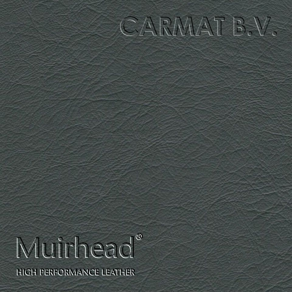 Samplebook Design: Leather Hide Muirhead Ingleston Ocean Green Per Hide