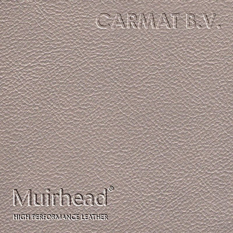 Samplebook Design: Leather Hide Muirhead Metallic Oyster